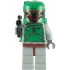 LEGO Star Wars: Boba Fett Mini-Figurine Avec Blaster Rifle