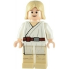 LEGO Star Wars: Luke Skywalker (Tatooine Tenue – Chair Tête) Mini-Figurine