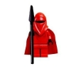 LEGO Star Wars: Imperial Garde Royale Mini-Figurine Avec Lance Noire
