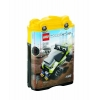 Lego – 8192 – Jeu de Construction – Racers – Le Tout-terrain – Vert