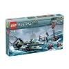 Lego – 8633 – Jeu de construction – Agents – Mission 4: Secours en hors-bord