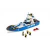 Lego City – 7287 – Jeu de Construction – Le Bateau de Police
