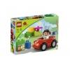 Lego Duplo Legoville – 5793 – Jeu de Construction – La Voiture du Docteur
