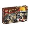 Lego – 7620 – Indiana Jones – Jeux de construction – La course- poursuite à moto