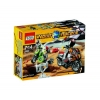 Lego – 8896 – Jeux de construction – lego world racers – Le canyon du serpent