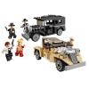 Lego – 7682 – Jeu de construction – Indiana Jones – Course poursuite dans Shanghaï