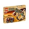 Lego Pharaoh's Quest – 7325 – Jeu de Construction – La Statue Maudite du Cobra