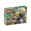 Lego Kingdoms – 6918 – Jeu de Construction – L'Attaque du Forgeron