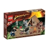 Lego – 7624 – IndianaJones – Jeux de construction – Duel dans la jungle