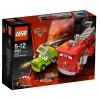Lego Cars – 9484 – Jeu de Construction – Le Sauvetage de Red