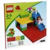 Lego Duplo Briques – 4632 – Jouet d'Eveil – Plaques de Construction