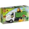 Lego Duplo Legoville – 6172 – Jouet d'Eveil – La Camion du Zoo