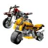Lego – Créator – jeu de construction – Les motos vrombissantes