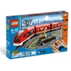 Lego – 7938 – Jeux de construction – lego city – Le train de passagers