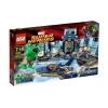 Lego Super Heroes – 6868 – Jeu de Construction – L'Évasion en Héliporteur de Hulk