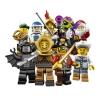 Lego Minifigures – 4648591 – Jeu de Construction – Figurine – Lego Série 8 – Boîte de 60 Sachets