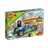 Lego Duplo Legoville – 6143 – Jouet de Premier Âge – Le Stand de Course
