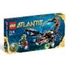 Lego – 8076 – Jeux de construction – lego atlantis – Le scorpion des profondeurs