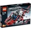 Lego Technic – 8068 – Jeu de Construction – L' Hélicoptère de Secours