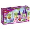 Lego Duplo Princesse – 6151 – Jouet d'Eveil – La Belle au Bois Dormant
