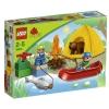 Lego – 5654 – Jeu de Construction – Duplo LegoVille – La Partie de Pêche