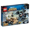 Lego Super Heroes – DC Universe – 76001 – Jeu de Construction – La Course Poursuite – Batman Vs Bane