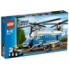 Lego City – 4439 – Jeu de Construction – L'Hélicoptère de Transport
