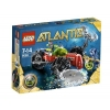 Lego – 8059 – Jeu de Construction – Lego Atlantis – Le Tout-terrain des Profondeurs