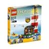 Lego Creator – 5770 – Jeu de Construction – L'Île du Phare