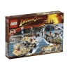 Lego – 7197 – Jeu de construction – Indiana Jones – Poursuite à Venise