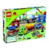 Lego – 5609 – Jeu de construction – DUPLO LEGOVille – Mon coffret train de luxe
