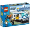 Lego City – 7286 – Jeu de Construction – Le Transport de Prisonnier