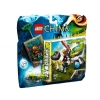 Lego Legends Of Chima – Speedorz – 70103 – Jeu de Construction – Le Chamboule-Tout