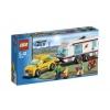 Lego City – 4435 – Jeu de Construction – La Voiture et sa Caravane