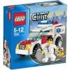 Lego – City – jeu de construction – La voiture du docteur