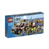 Lego City – 4433 – Jeu de Construction – Le Transporteur de Motos – Tout Terrain