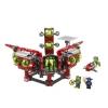 Lego – 8077 – Jeux de construction – lego atlantis – Le QG d' exploration Atlantis