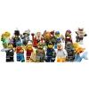 Lego Minifigures – 6029133 – Jeu de Construction – Boîte de 60 Sachet -Série 9