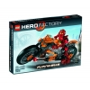 LEGO – 7158 – Jeu de construction – LEGO® Hero Factory – Furno Bike