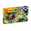 Lego – 8899 – Jeux de construction – lego world racers – Le marais aux crocodiles