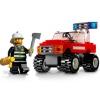 Lego – City – jeu de construction – La voiture des pompiers