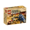 Lego Pharaoh's Quest – 7305 – Jeu de Construction – L'attaque du Scarabée
