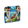 Lego Legends Of Chima – Speedorz – 70113 – Jeu de Construction – Duel pour le Chi
