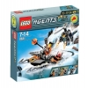 Lego – 8631 – Jeu de construction – Agents – Mission 1: La poursuite en mini propulseur