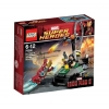 Lego Super Heroes – Marvel – 76008 – Jeu de Construction – L'ultime Combat – Iron Man Contre le Mandarin