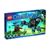Lego Legends of Chima – Playthèmes – 70008 – Jeu de Construction – L' ultra Robot de Gorzan