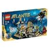 Lego – 8061 – Jeu de Construction – Lego Atlantis – Le Temple du Calamar