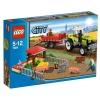 Lego – 7684 – Jeux de construction – lego city – La porcherie et le tracteur