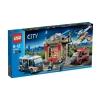 Lego City – 60008 – Jeu de Construction – Le Cambriolage du Musée