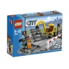 Lego – 7936 – Jeux de construction – lego city – Le passage à niveau